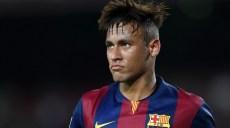FOOTBALL : Leon vs Barcelone - Match Amical - 18/08/2014