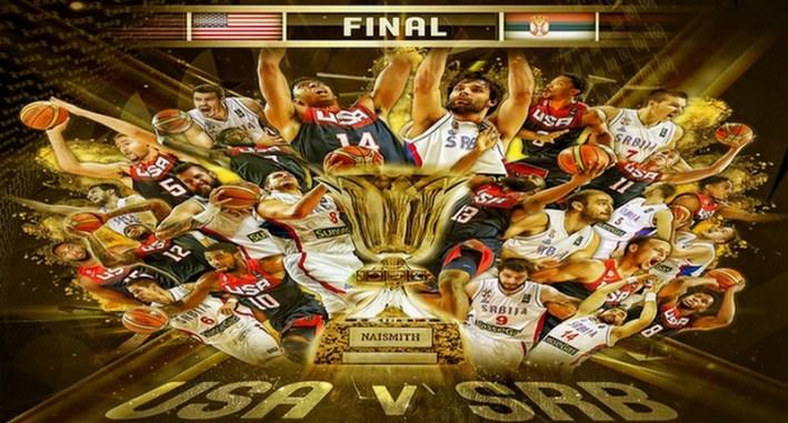team usa vs serbie_coupe du monde fiba, espagne 2014