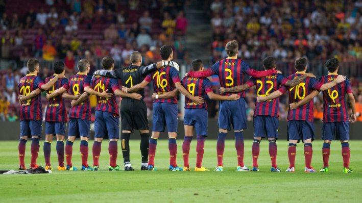 FC Barcelone Catalogne