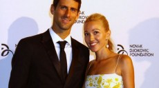 novak djokovic et son épouse jelena ristic