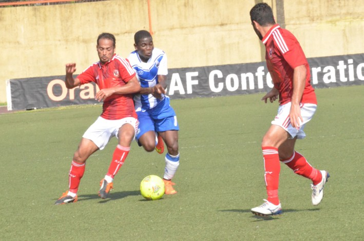 Coupe CAF- Al Ahly