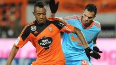 FOOTBALL : Lorient vs Marseille - Ligue 1 - 02/12/2014