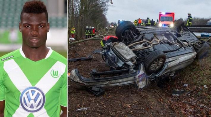 Junior Malanda décédé au cours d'un tragique accident de la route