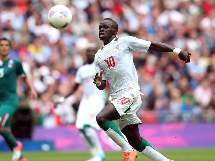 Olympics Day 8 - Men's Football Q/F - Match 26 - Mexico v Senegal