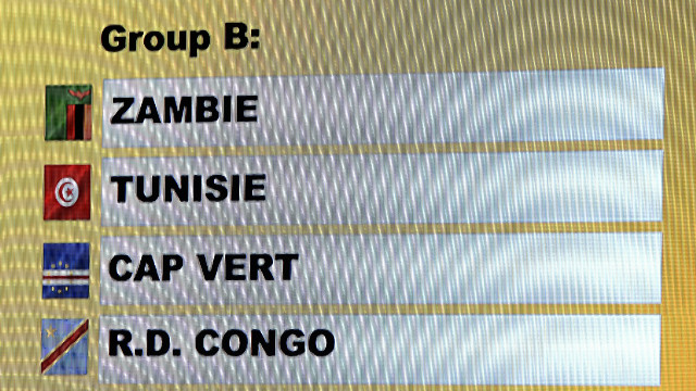 groupe B can