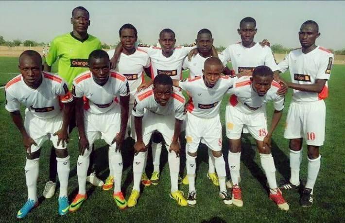 CAF-Ligue des Champions-AS Garde Nationale-Niger
