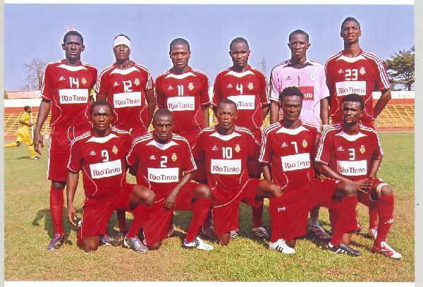 Coupe CAF Horoya