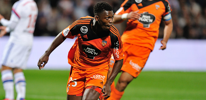 FOOTBALL : Lyon vs Lorient - Ligue 1 - 24/09/2014