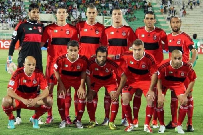 CAF-Ligue des Champions-USM-Alger