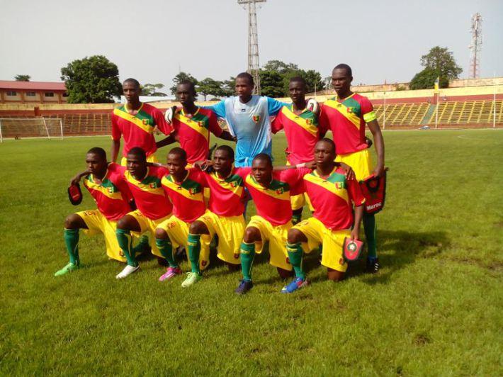 CAN-U17-Guinée