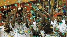 D'Tigers du nigeria vainqueur du 4 nations challenge 2015