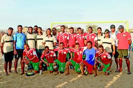 Beach Soccer -Madagascar