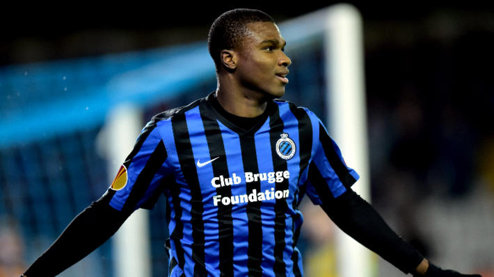 Europa League -Obbi Oulare