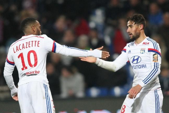 FOOTBALL : Montpellier vs Lyon - Ligue 1 - 08/03/2015