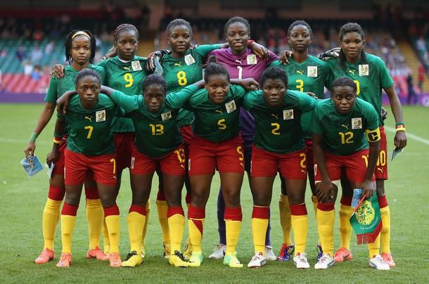 Olympics Day -2 - Women's Football - Cameroon v Brazil