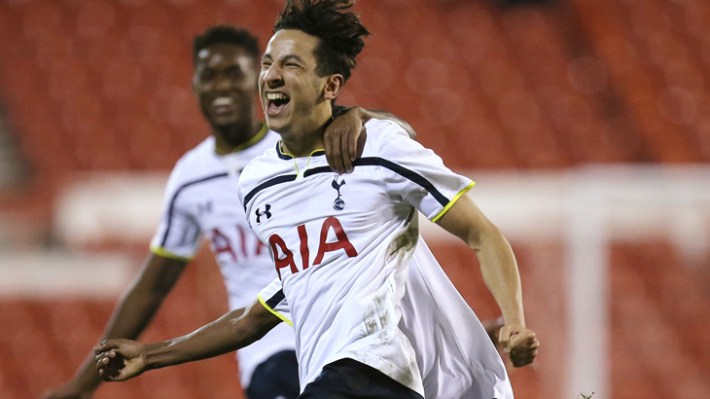Nottingham Forest v Tottenham Hotspur - FA Youth Cup Quarter Final