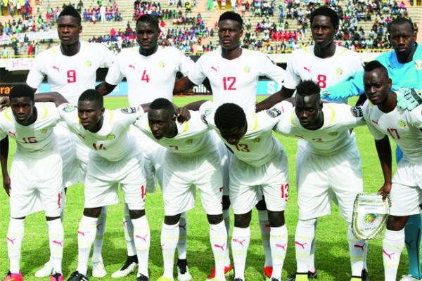 Mondial U20-Sénégal