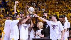 golden state champion de la conference ouest 2014-15