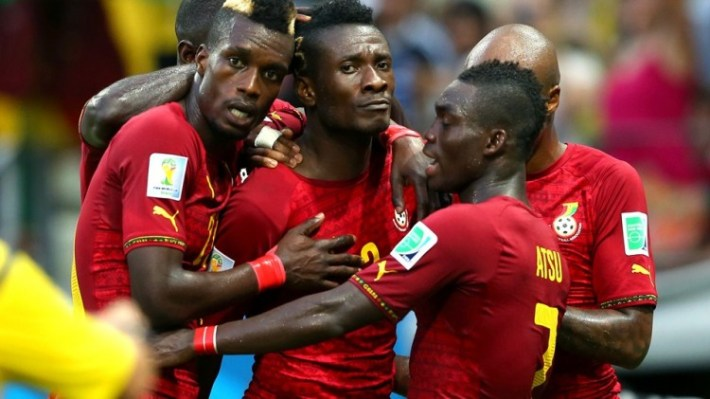 Ghana togo