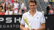 nicolas mahut vainqueur du tournoi 'S-Hertogenbosch
