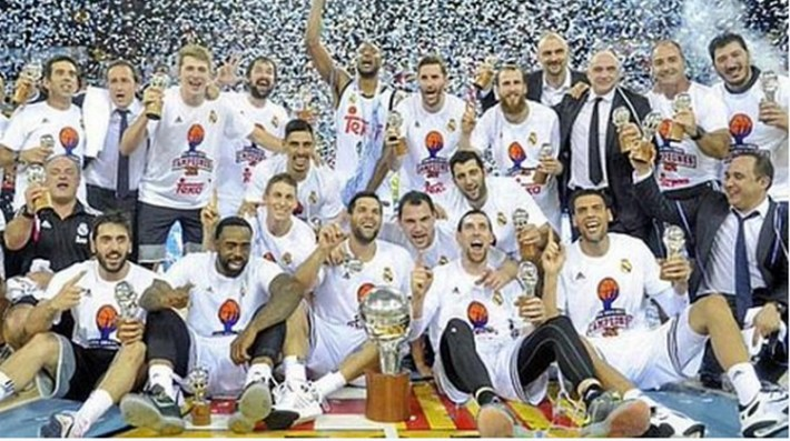 real madrid_ champion d'espagne de basket 2014-15