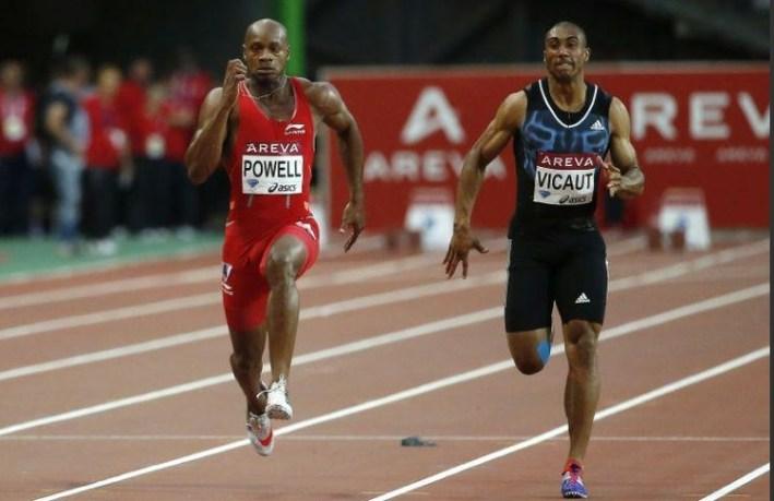 jimmy vicaut egale le record d'europe du 100 m