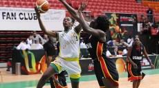 AfroBasket Women 2015-Gabon