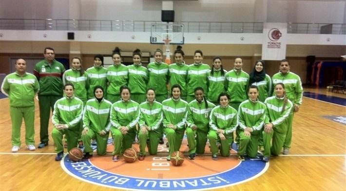 AfroBasket Women 2015  algerie