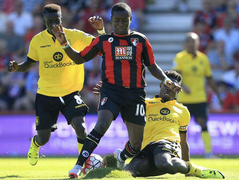 Bournemouth refuse une offre de Toulouse pour Gradel !
