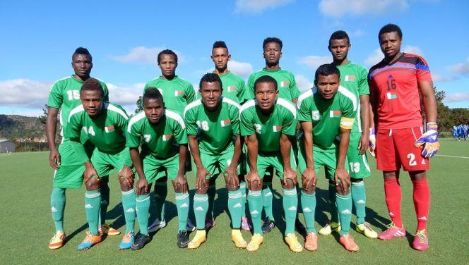 Madagascar, premier qualifié pour les éliminatoires de la CAN 2019