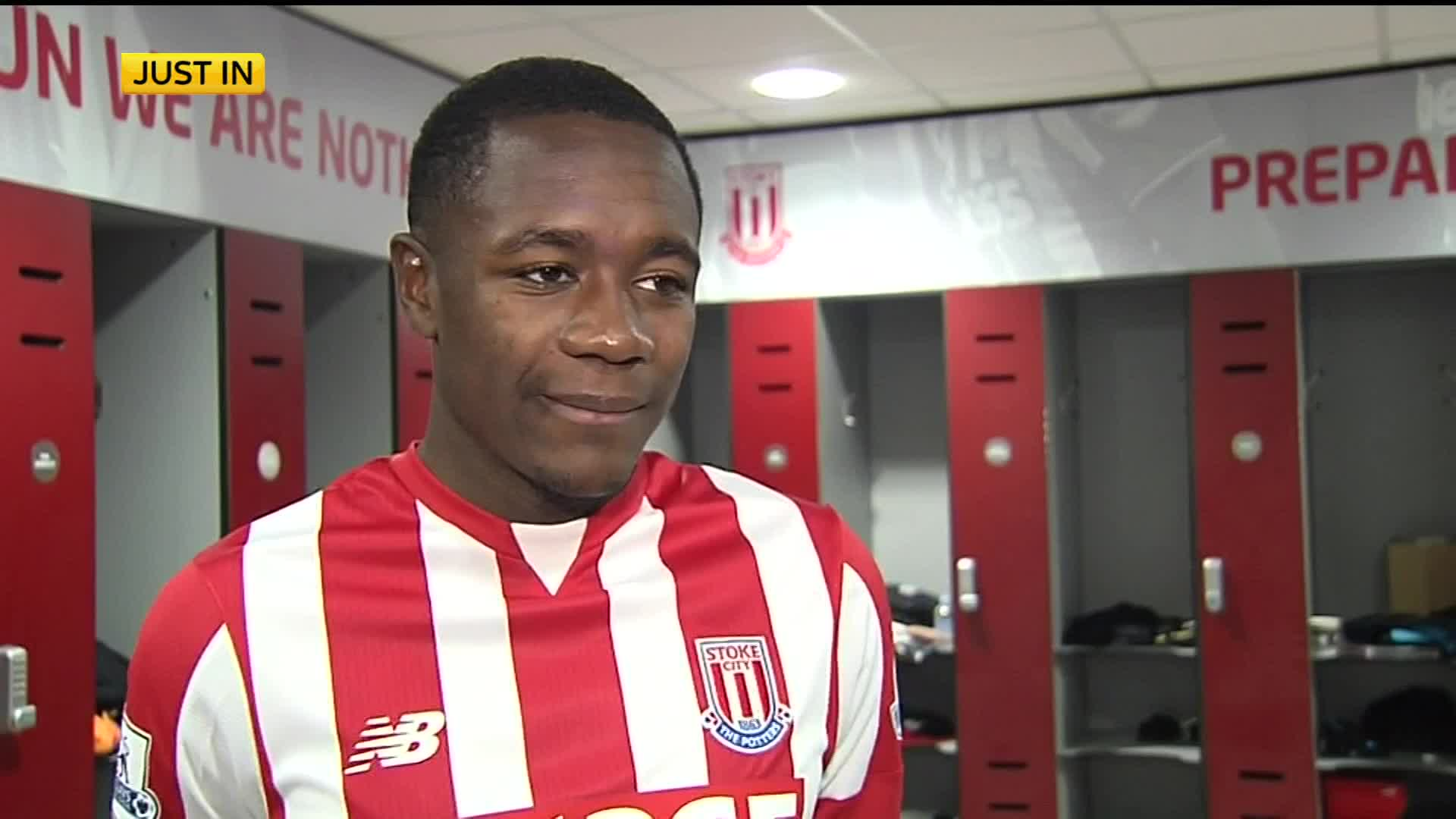 Giannelli Imbula attend