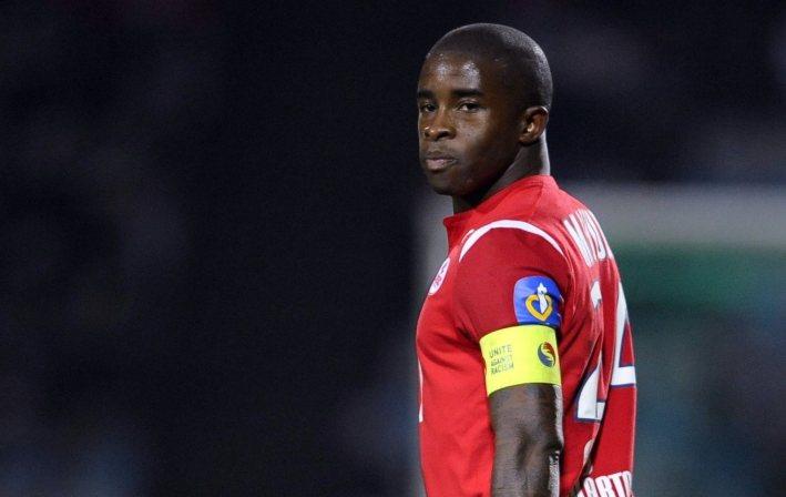 Football : Lille / Nancy - Ligue 1 - 19.01.2011 - Antonio Mavuba (Lille)