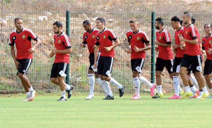 maroc entrainement