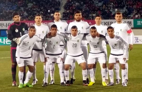 Algerie U23 Rio 2016