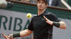 Roland-Garros -Andy Murray