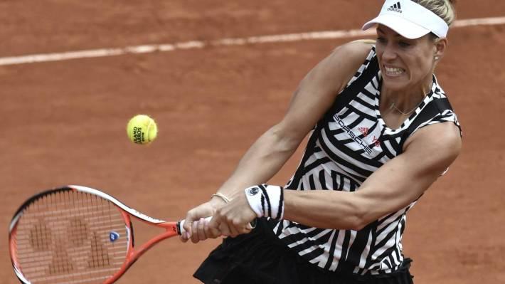 Roland-Garros-Angelique Kerber