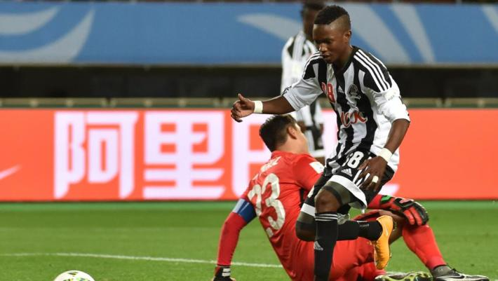 Coupe CAF -TP Mazembe