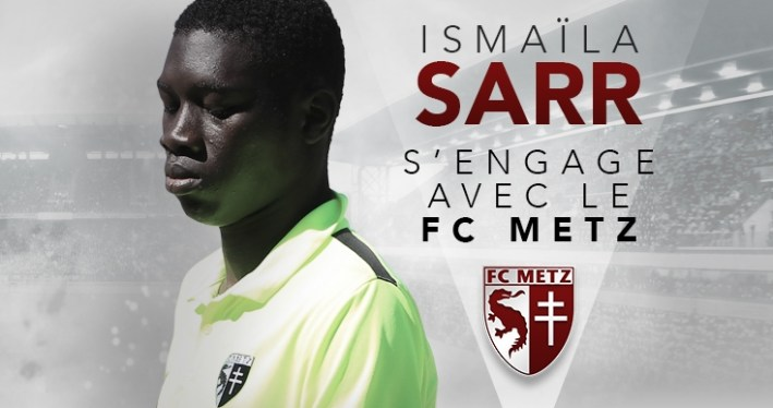 Ismaïla Sarr