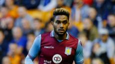 Football - Wolverhampton Wanderers v Aston Villa - Pre Season Friendly - Molineux - 15/16 - 28/7/15 Aston Villa's Jordan Amavi Mandatory Credit: Action Images / Craig BroughEDITORIAL USE ONLY. - RTX1M9TC