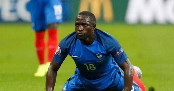 Football Soccer - France v Iceland - EURO 2016 - Quarter Final - Stade de France, Saint-Denis near Paris, France - 3/7/16 France's Moussa Sissoko REUTERS/Carl Recine Livepic - RTX2JIW1