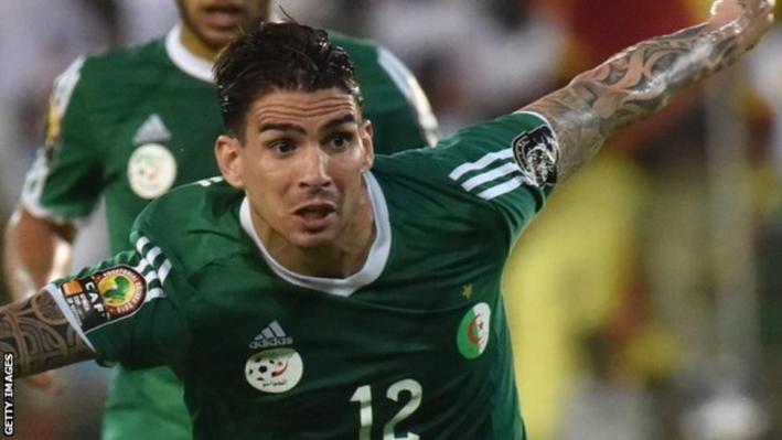 CAN 2017 –Algérie-Medjani