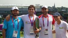 Team tunisia tennis