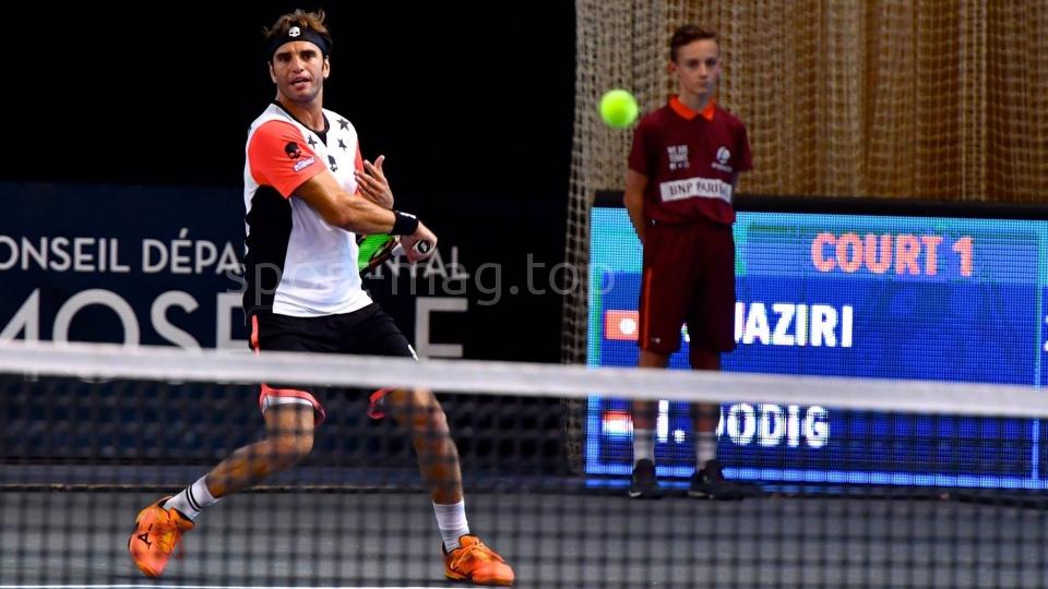 ATP - Metz: Lucas Pouille remporte son premier titre