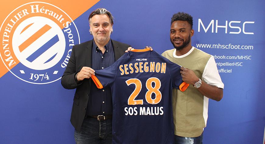 Montpellier recrute Stéphane Sessegnon