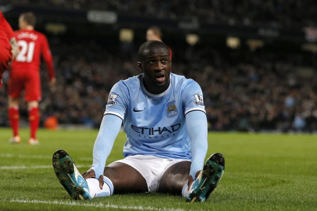 Manchester City : Yaya Touré non-qualifié pour la Ligue des champions
