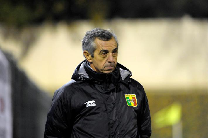 Alain GIRESSE - 11.11.2011 - Mali / Burkina Faso  - Match Amical -Saint Leu Photo: Fred Porcu / Icon Sport