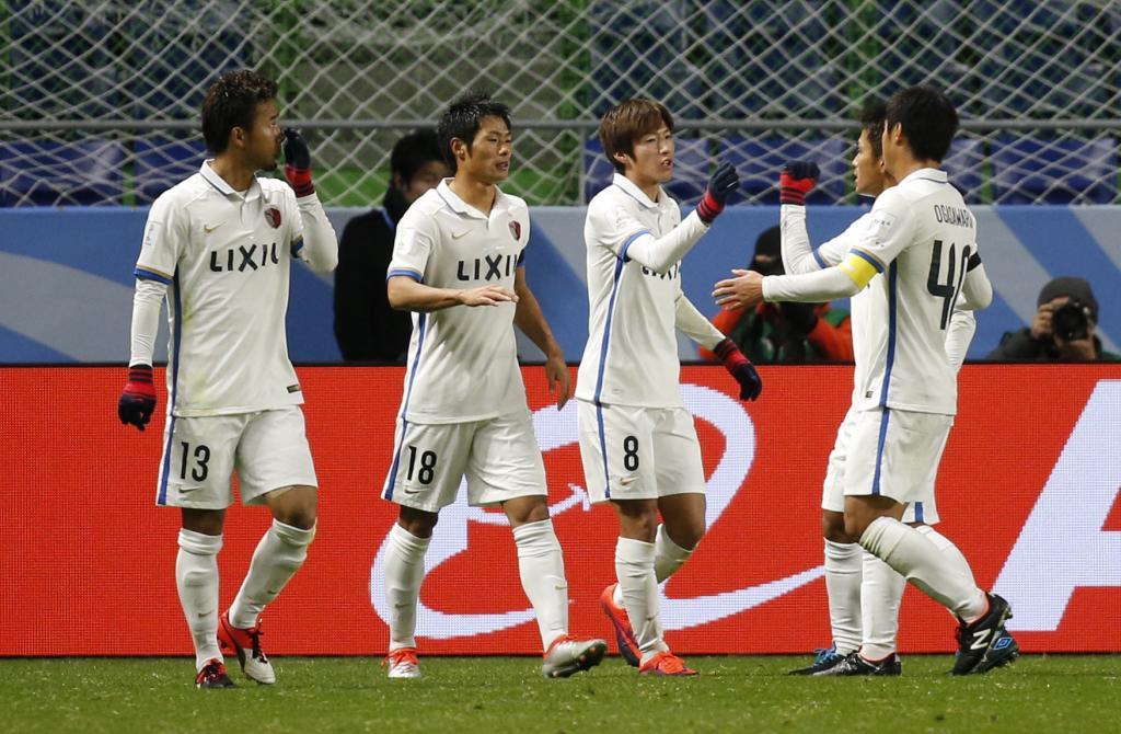 Kashima prive le Nacional de finale (0:3)