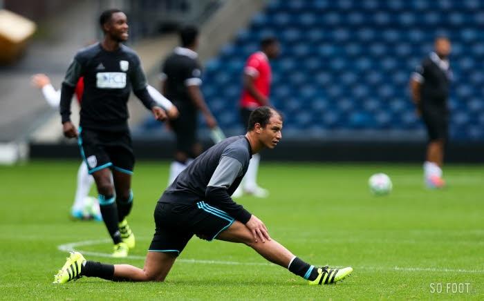 Déclin: Laissé libre par Cardiff, Marouane Chamakh se retrouve sans club