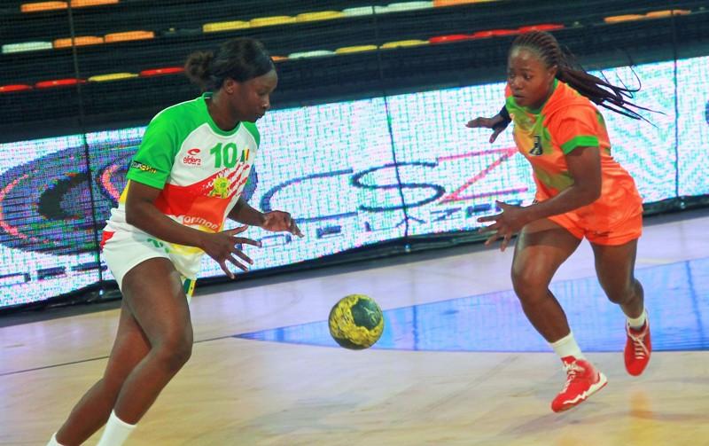 Hand/CAN féminine 2016 (1/4 de finale): l'Algérie éliminée par l'Angola (42-19)
