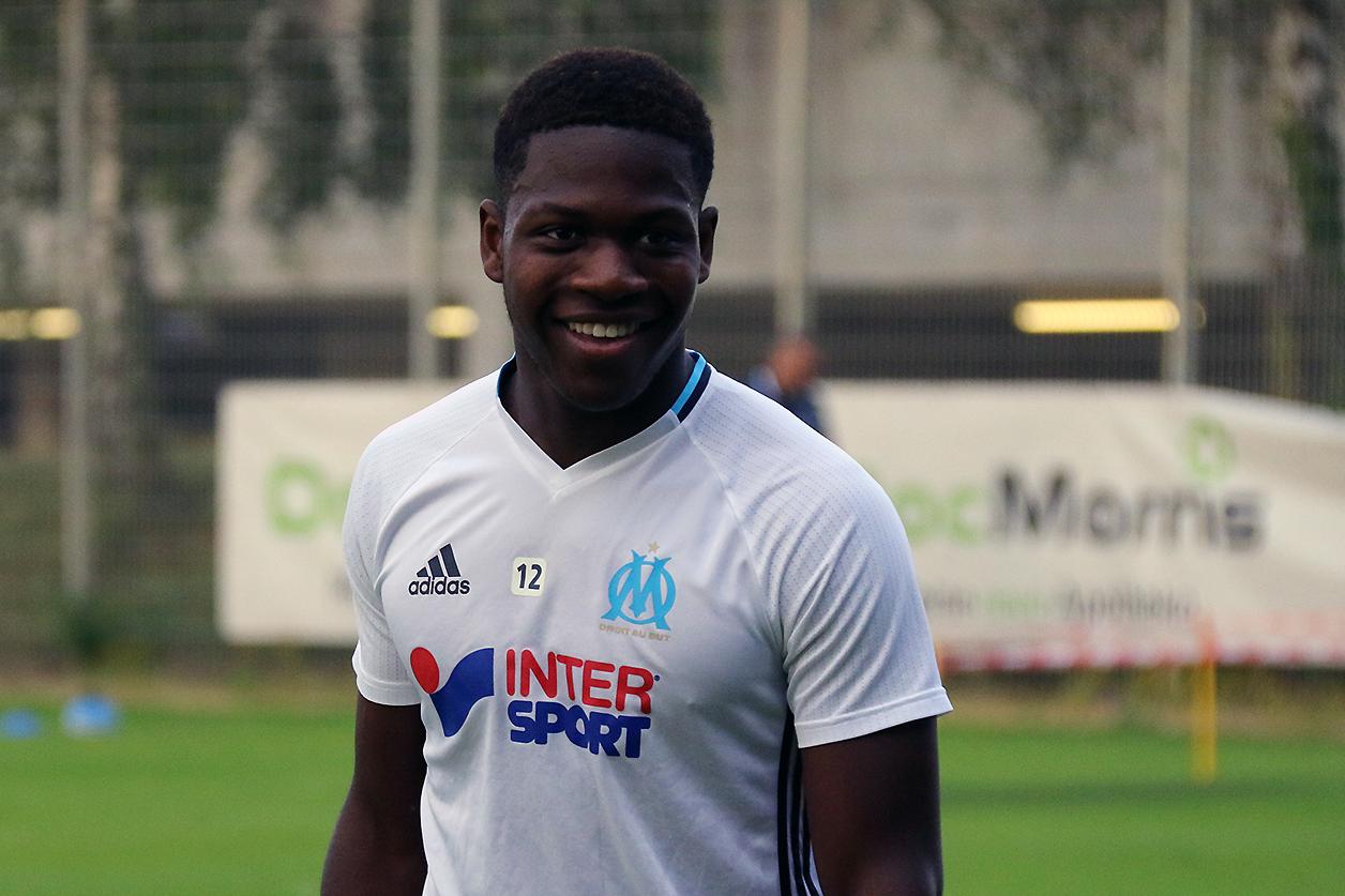 Aaron Iseka Leya va partir après six mois — Marseille